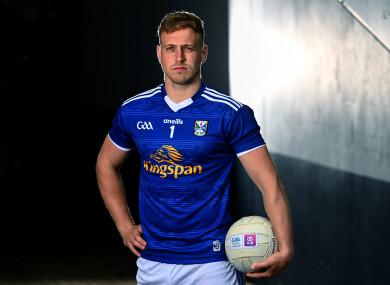 Cavan defender Pádraig Faulkner.