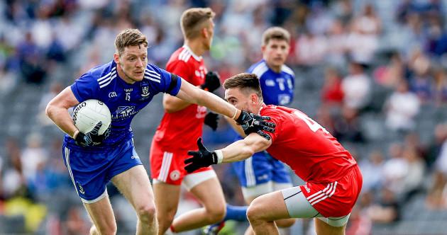 LIVE: Tyrone v Monaghan, Ulster SFC final