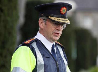 File image of Garda Commissioner Drew Harris.