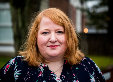 Alliance Party leader and Justice Minister, Naomi Long