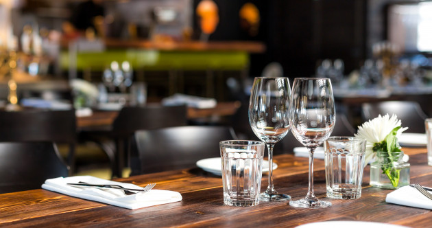 Cabinet approves legislation for phased reopening of indoor dining