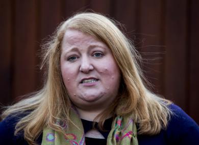 Northern Ireland Justice Minister Naomi Long