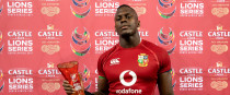 Maro Itoje was named player of the match.