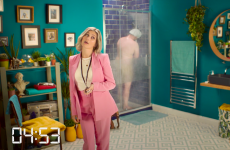 This hilarious ad shows just how long a five minute shower really is - here's the story behind it