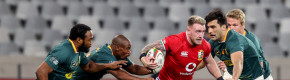 As it happened: South Africa v British and Irish Lions, First Test