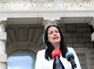 The minister has invited the Taoiseach, Tánaiste, their officials and the chief medical officer to a meeting with live event sector on Wednesday.