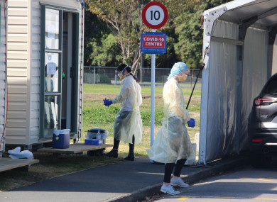 Nine more Covid-19 positive tests were recorded in New Zealand today.