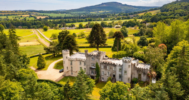Royal living, without the royal price tag: Live in a converted castle for €550k