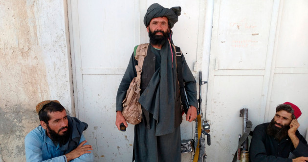 Afghan leader flies into besieged northern city as Taliban extend gains