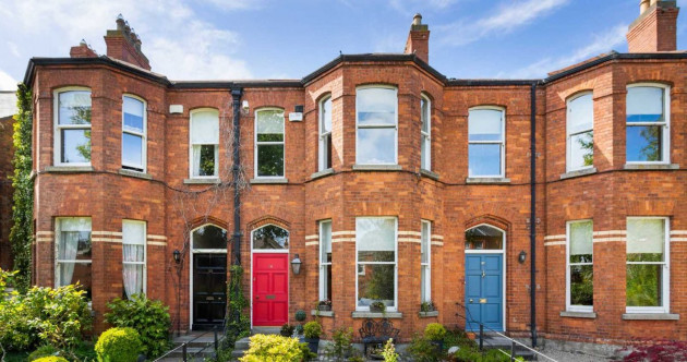 Stroll to the seafront in five minutes from this period redbrick in Clontarf - yours for €1.2m