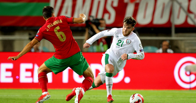 As it happened: Portugal v Ireland, World Cup qualifier