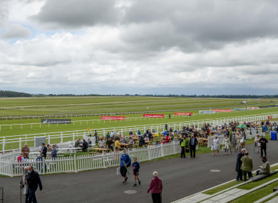 A crowd of 4,000 will be permitted at the Curragh and Leopardstown for Longines Irish Champions Weekend.