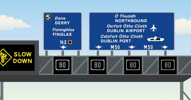 Here's how the new M50 variable speed limits will work