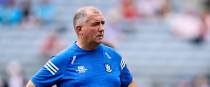 Banty's back: Monaghan manager Seamus McEnaney.