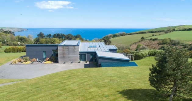 Soak up the sea views: Explore this luxurious modern marvel by the Cork coast for €2.35m