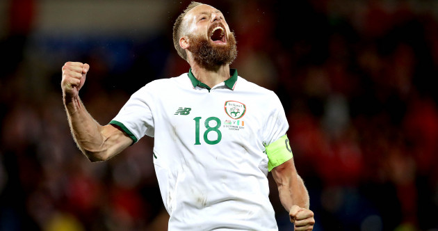 Like father, like son: Getting to the top of my game to skipper Ireland