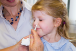 Children aged 2 to 17 can avail of a free flu vaccination by nasal spray.