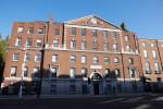 The National Maternity Hospital in Dublin.
